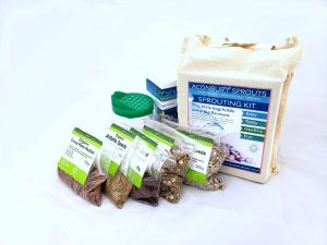 Living Foods Sprouting Kit