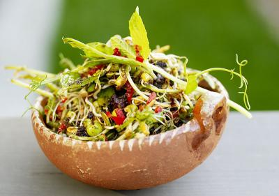 Jamie Oliver's California Sprout Salad